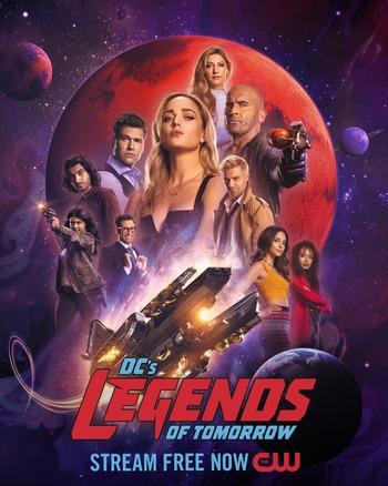 DCs Legends Of Tomorrow S06E10 1080p WEB h264-GOSSIP