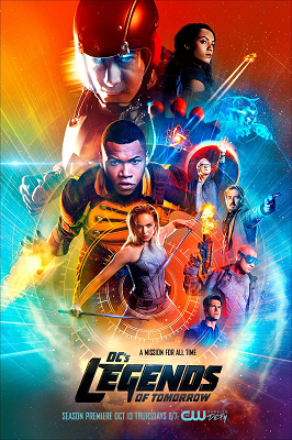 DC's Legends of Tomorrow - Stagione 2 (2017) (Completa) BDMux 720P ITA ENG AC3 x264 mkv