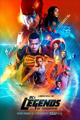 DC's Legends of Tomorrow - Stagione 2 (2017) (9/17) BDMux ITA ENG AC3 Avi