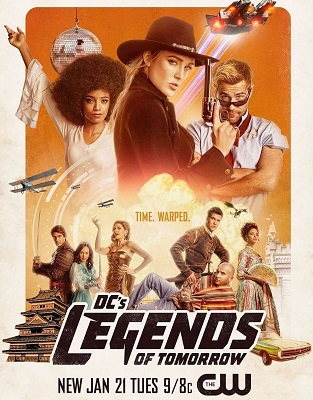 DC's Legends of Tomorrow - Stagione 5 (2020) (Completa) WEB-DL 1080P ENG AC3 SUB ITA x264 mkv