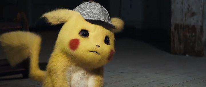 Pokémon Dedektif Pikachu Ekran Görüntüsü 1