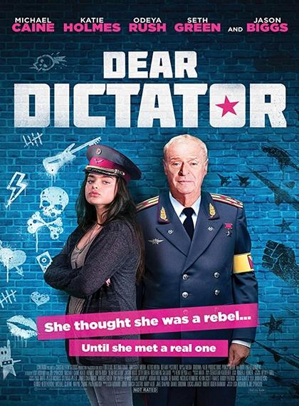 Davetsiz Misafir - Dear Dictator - 2018 - 720p Hd - Türkçe Dublaj indir