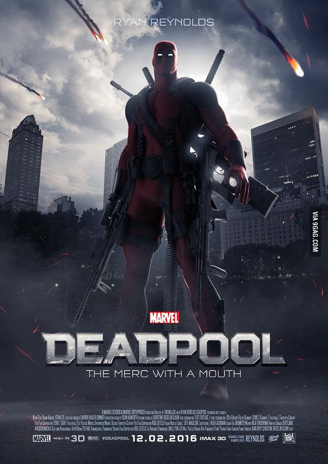 Deadpool (2016) Film İndir
