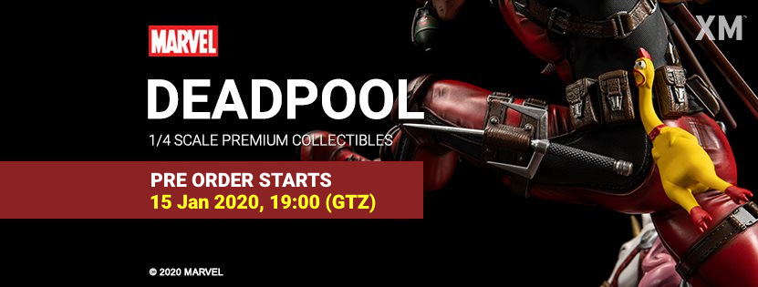Premium Collectibles : DeadPool ** Deadpoolpobanneru4jsx