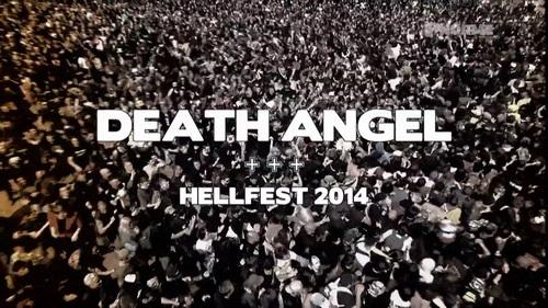 Death Angel - Live At Hellfest 2014