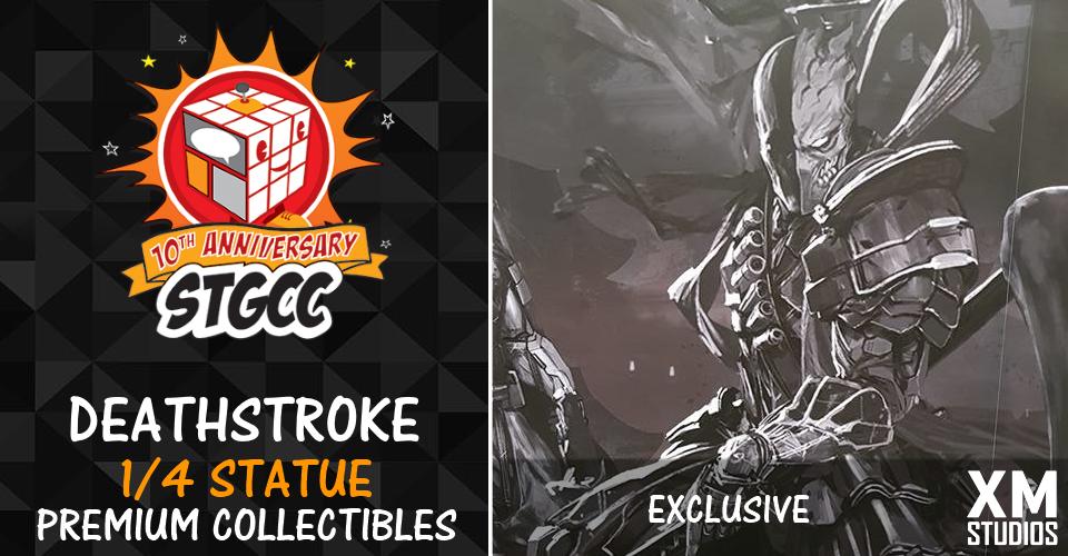 XM Studios: Coverage STGCC 2017 - September 09-10 - Page 2 Deathstrokeoex80