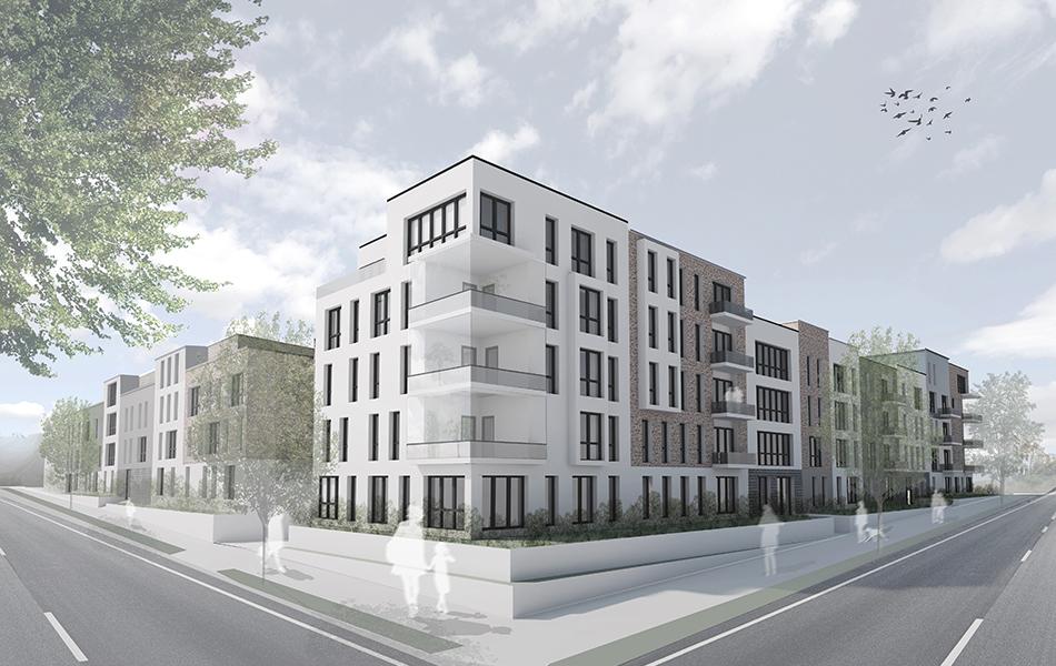 dortmund wohnquartier mitte deggingstra e in planung skyscrapercity. Black Bedroom Furniture Sets. Home Design Ideas