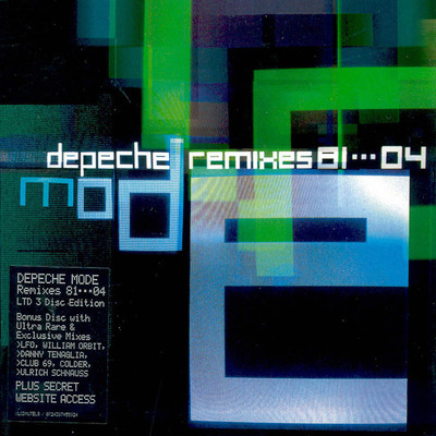 Depeche Mode – Remixes 81…04 (2004)