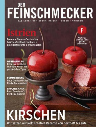 Cover: Der Feinschmecker Magazin No 07 2021