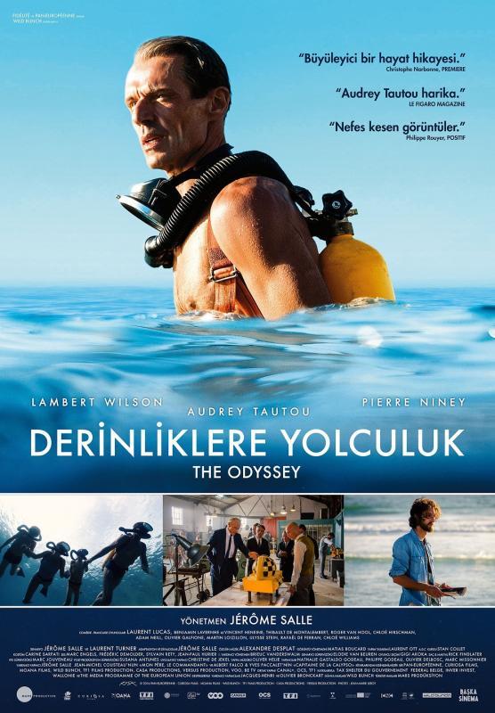 Derinliklere Yolculuk – The Odyssey (2016) Film İndir