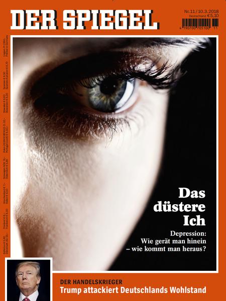 Der Spiegel Magazin No 11 vom 10. März 2018