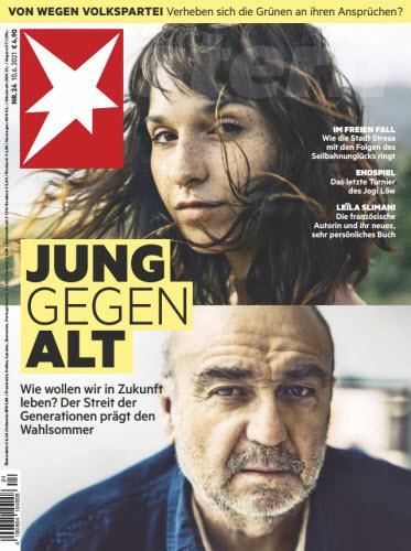 Cover: Der Stern Nachrichtenmagazin No 24 vom 10 Juni 2021