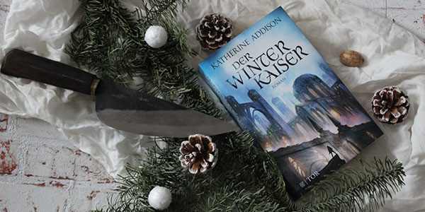Fischer Tor, Fantasy, Winter, Petra Huber