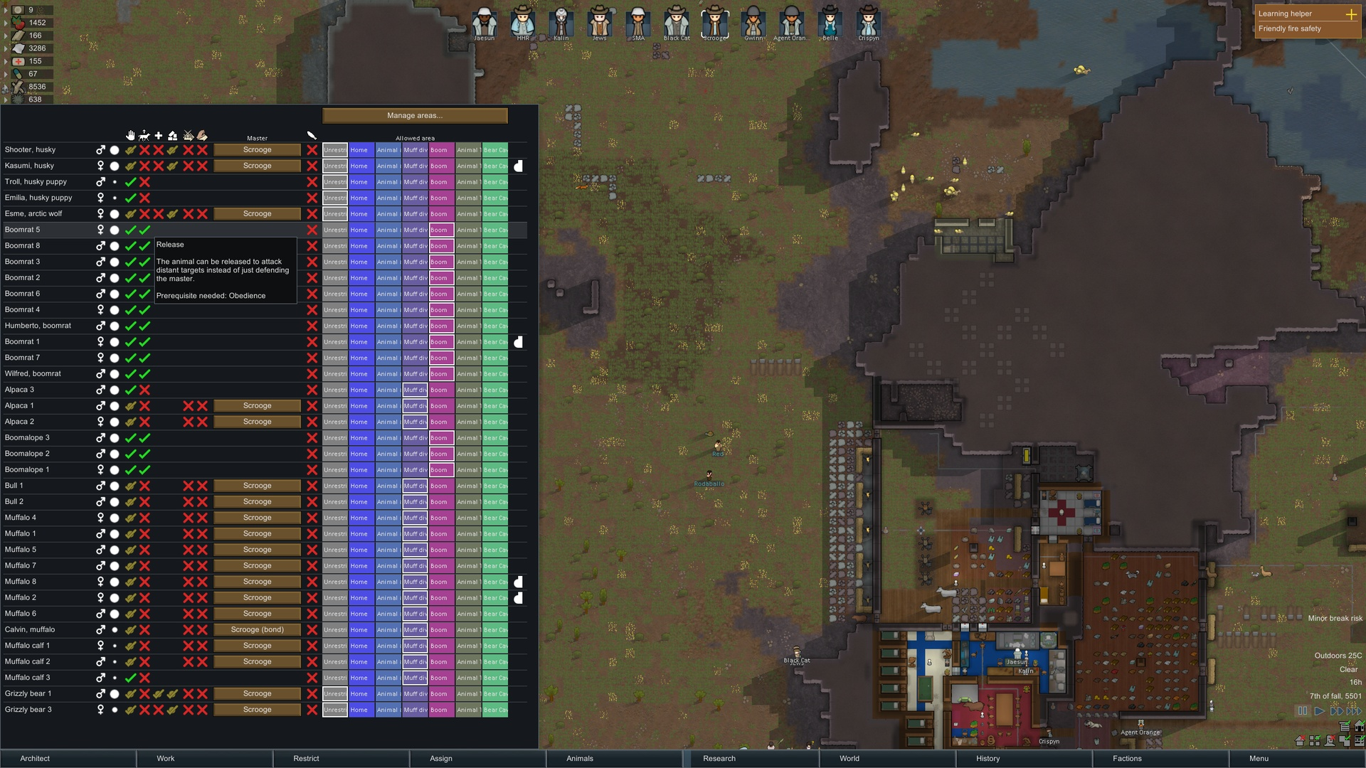 Completed - Rimworld Codex Colony - Co-Op Extraordinaire | Page 5