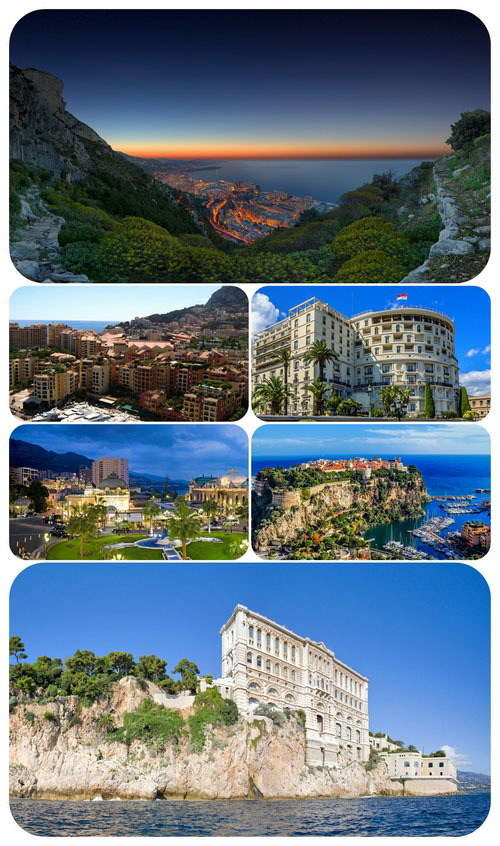 Desktop wallpapers - World Countries ( Monacо )