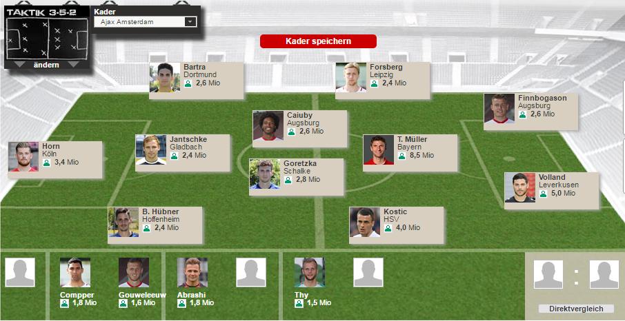 DFL 16-17 Ajax
