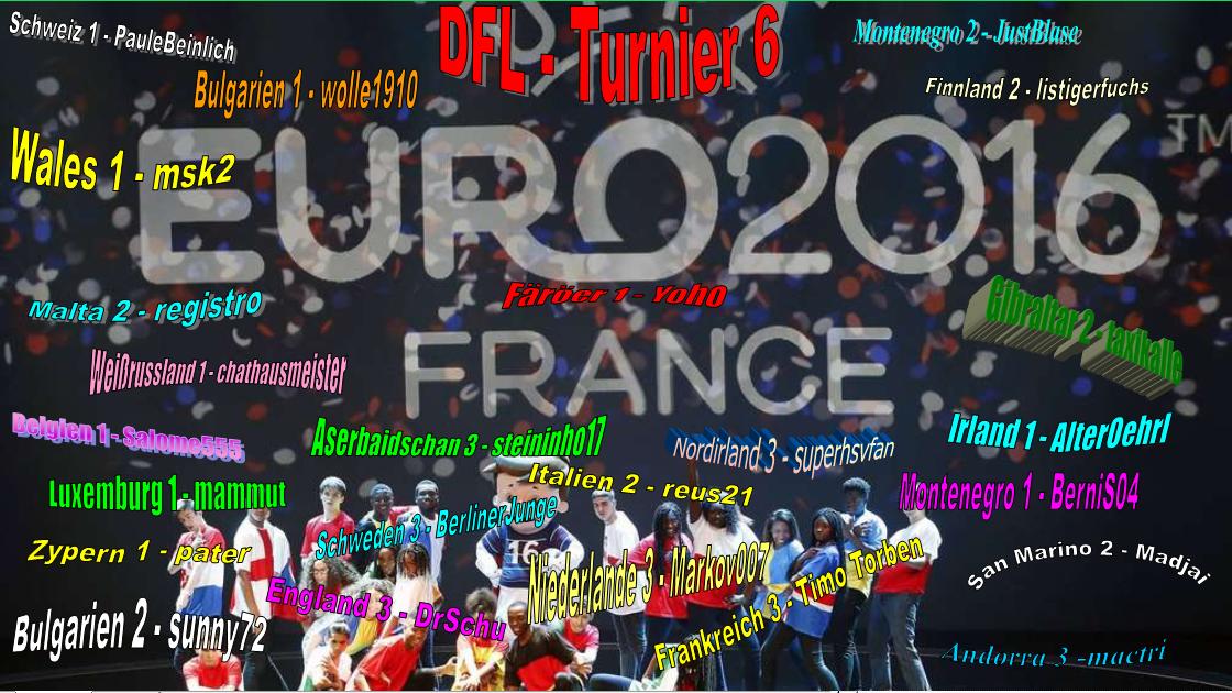 EURO-Beginn