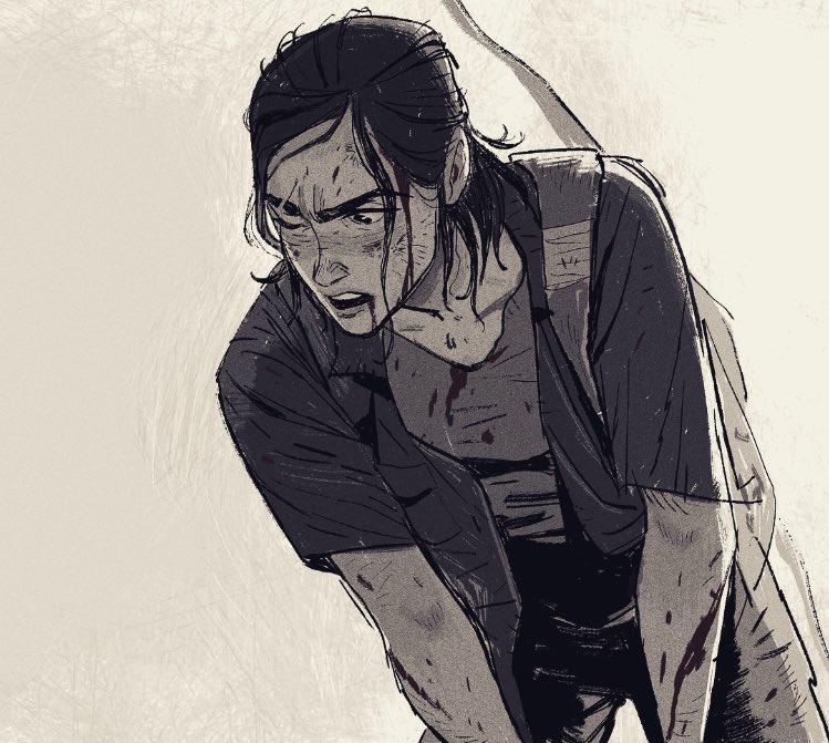 The Last Of Us Part Ii Fan Art Thread Resetera