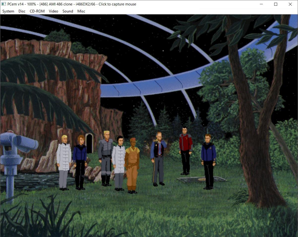 PCem] MS-DOS-Emulator (v15)