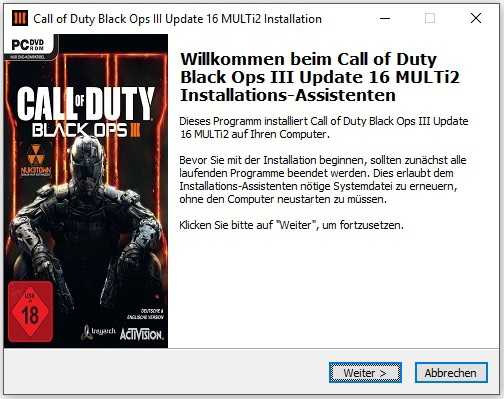 Call Of Duty Black Ops 3 Pc Errors Fix Patch Download