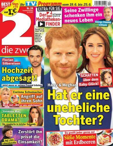 Die 2 Magazin No 24 vom 12  Juni 2021