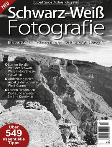 Cover: Digitale Fotografie Experte Magazin No 01 2021
