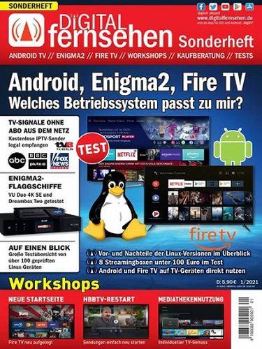 Cover: Digital Fernsehen Magazin Sonderheft No 01 2021