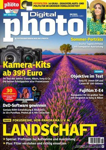 Cover: Digital Photo Magazin No 08 2021