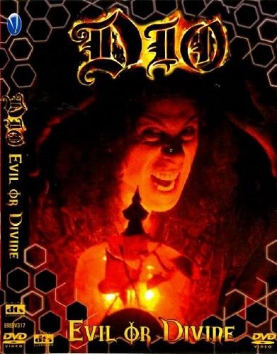 Dio - Evil or Divine (2002) [DVDRip]