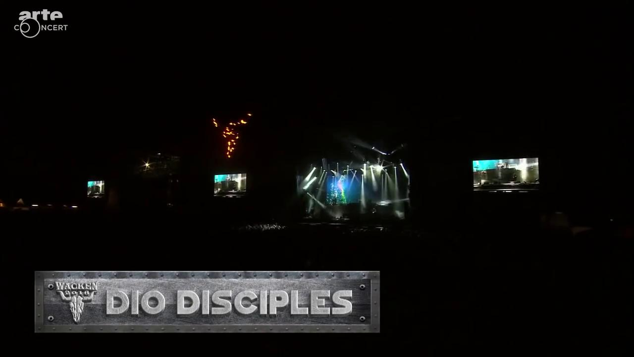 Dio Disciples ft. Special Guest - Live at Wacken Open Air 2016