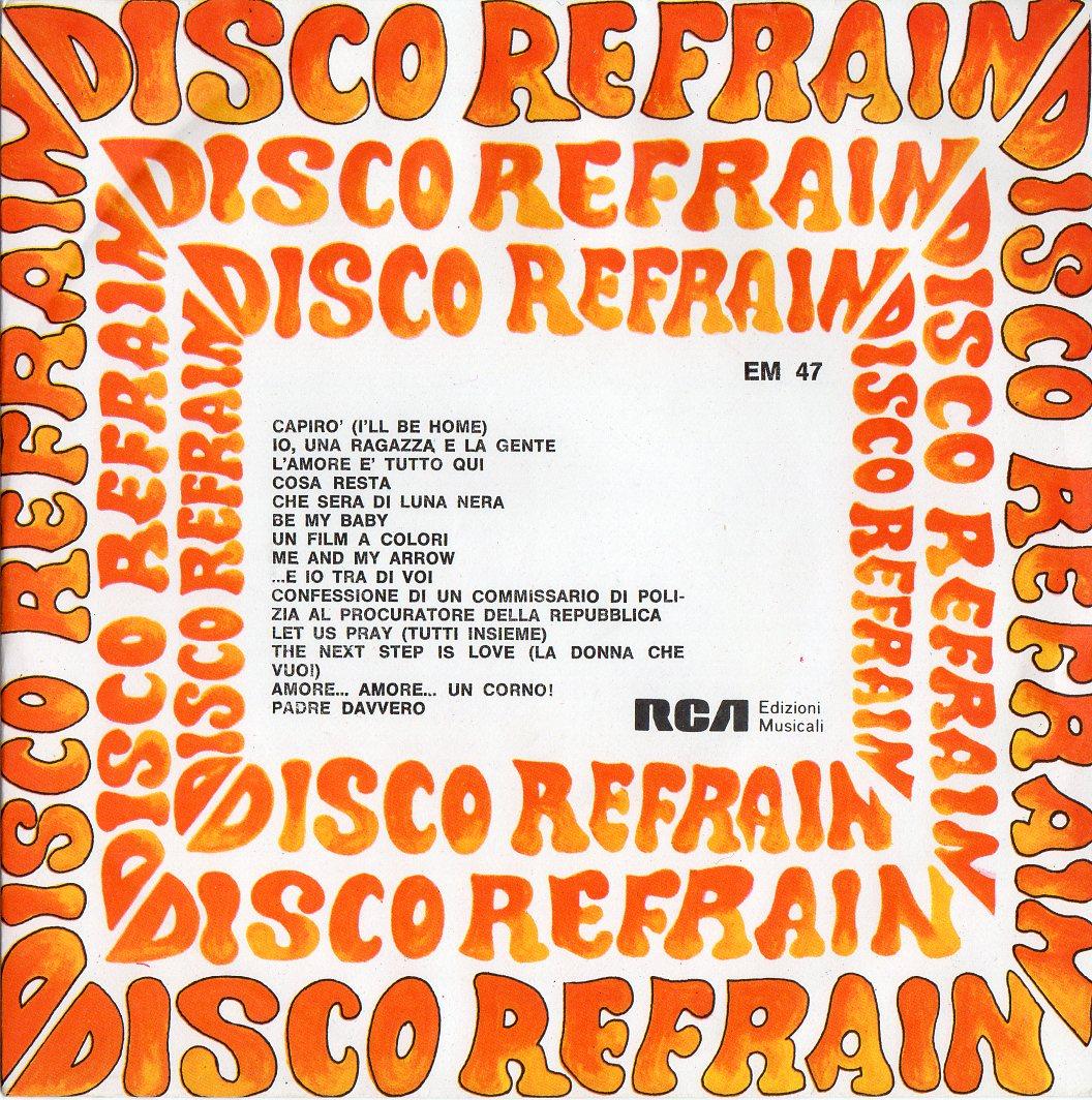 DISCO REFRAIN N.47 Discorefrain47_0002azk5j