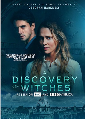 A Discovery of Witches - Stagione 1 (2020) (Completa) DLMux ITA ENG MP3 Avi