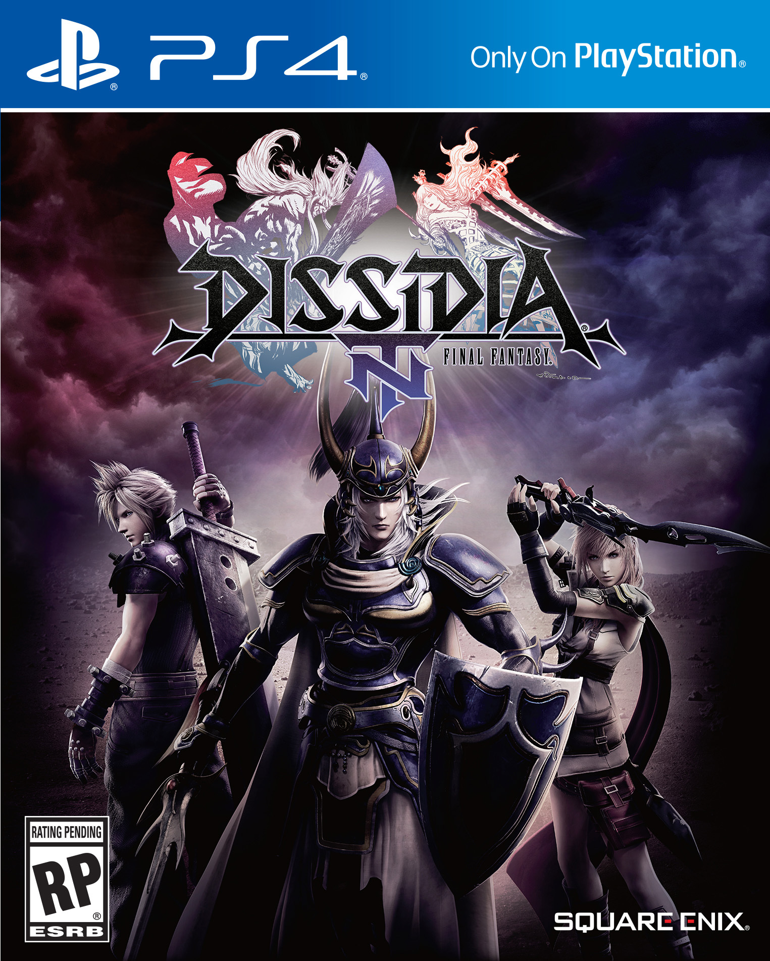 Dissidia Final Fantasy Download Free Full Game | Speed-New