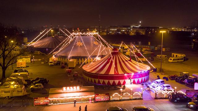 Dresdener Weihnachtscircus