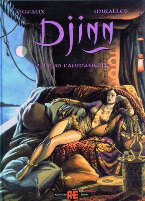 Djinn 2 - Le 30 Campanelle (2003)