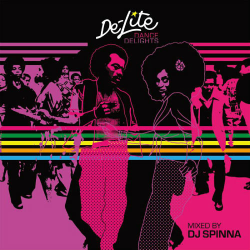 DJ Spinna - De-Lite Dance Delights (2017)