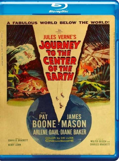 Dünyanın Merkezine Yolculuk – Journey To The Center Of the Earth | 1959 | Dual (TR-EN)