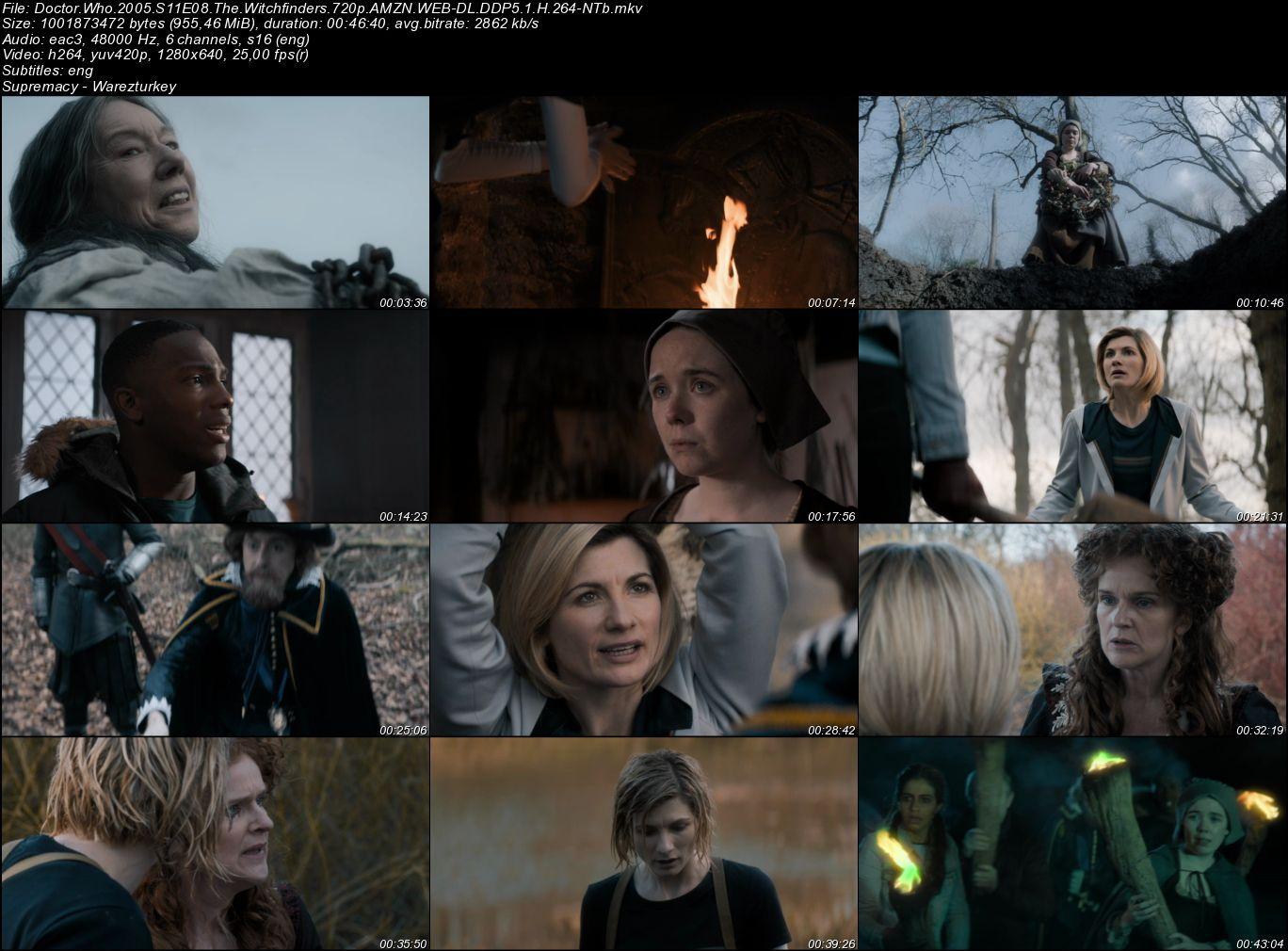 Doctor Who - Sezon 11-12 - 720p HDTV - Türkçe Altyazılı