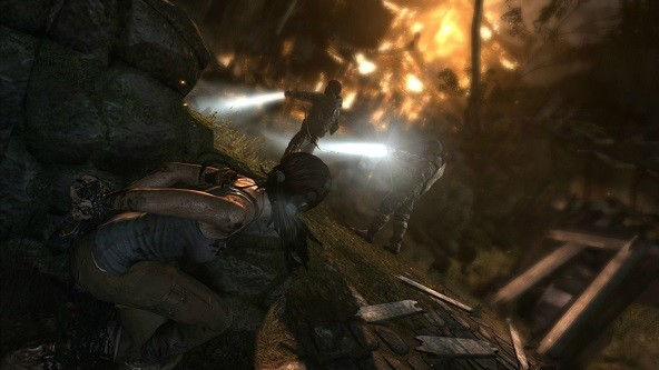 Tomb Raider Full Türkçe İndir