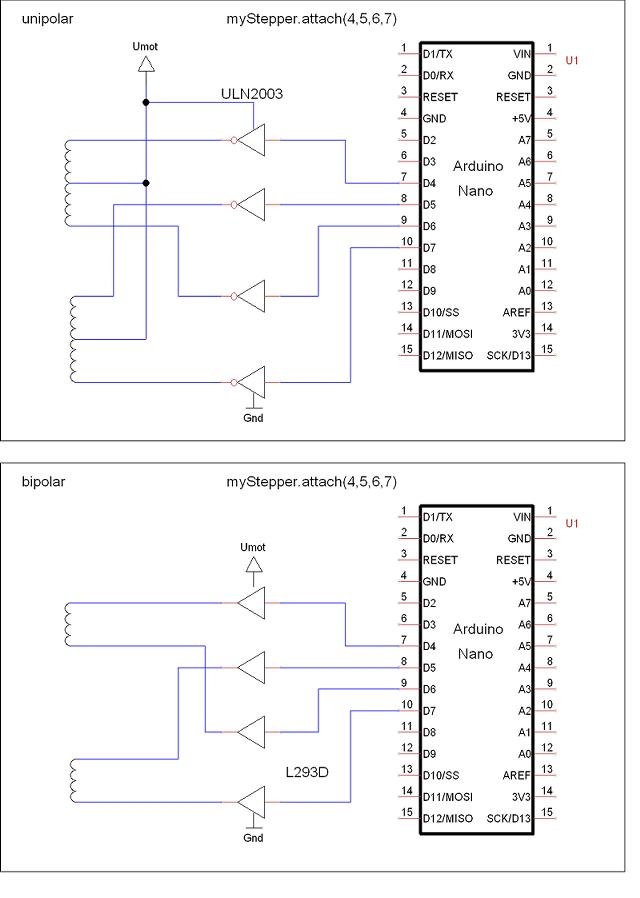 Arduinobasierter DIY Zubehördecoder (DCC) - (Segment) - Drehscheibe ...