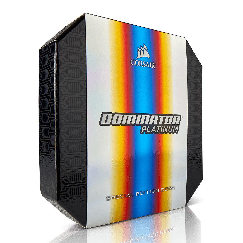 Special Platinum: [User-Review] Corsair Dominator Platinum Special Edition