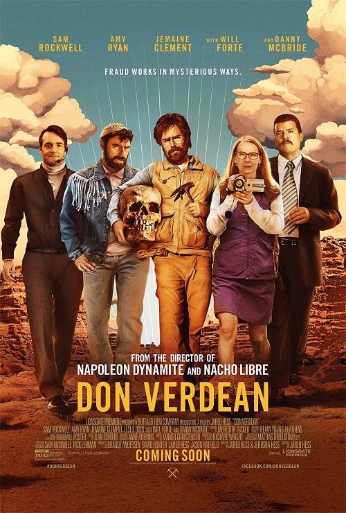 Don Verdean Film indir