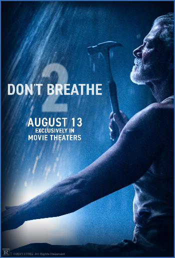 Dont Breathe 2 2021 1080p Bluray DTS-HD MA 5 1 X264-EVO