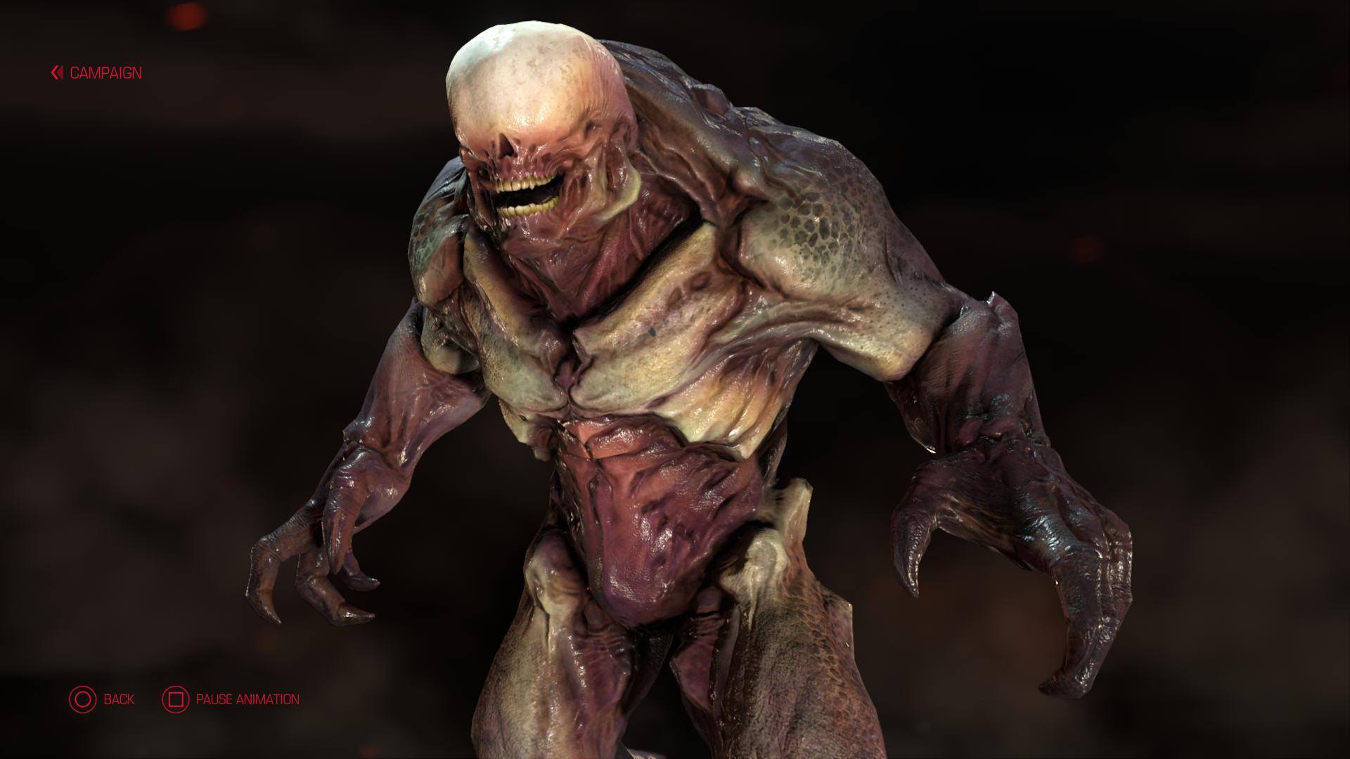 The latest Doom is great, but some of it's designs are plain