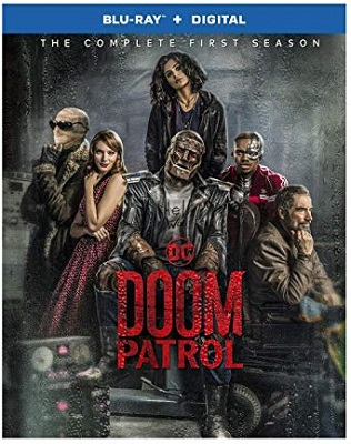 Doom Patrol - Sagione 1 (2019) (Completa) WEBMux 1080P HEVC ITA ENG AC3 x265 mkv