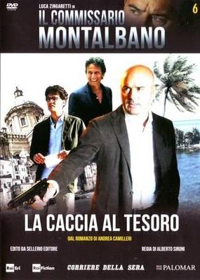 Il Comissario Montalbano - La Caccia Al Tesoro (2011) HDTV 720P ITA AC3 x264 mkv