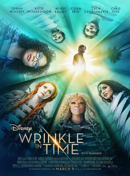 Zamanda Kıvrılma - A Wrinkle in Time - 2018 - BRRip - Türkçe Dublaj