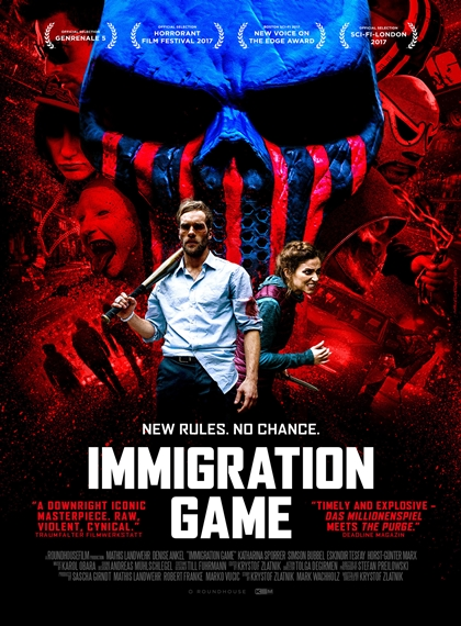 Immigration Game - 2017 - BRRip - Türkçe Altyazı