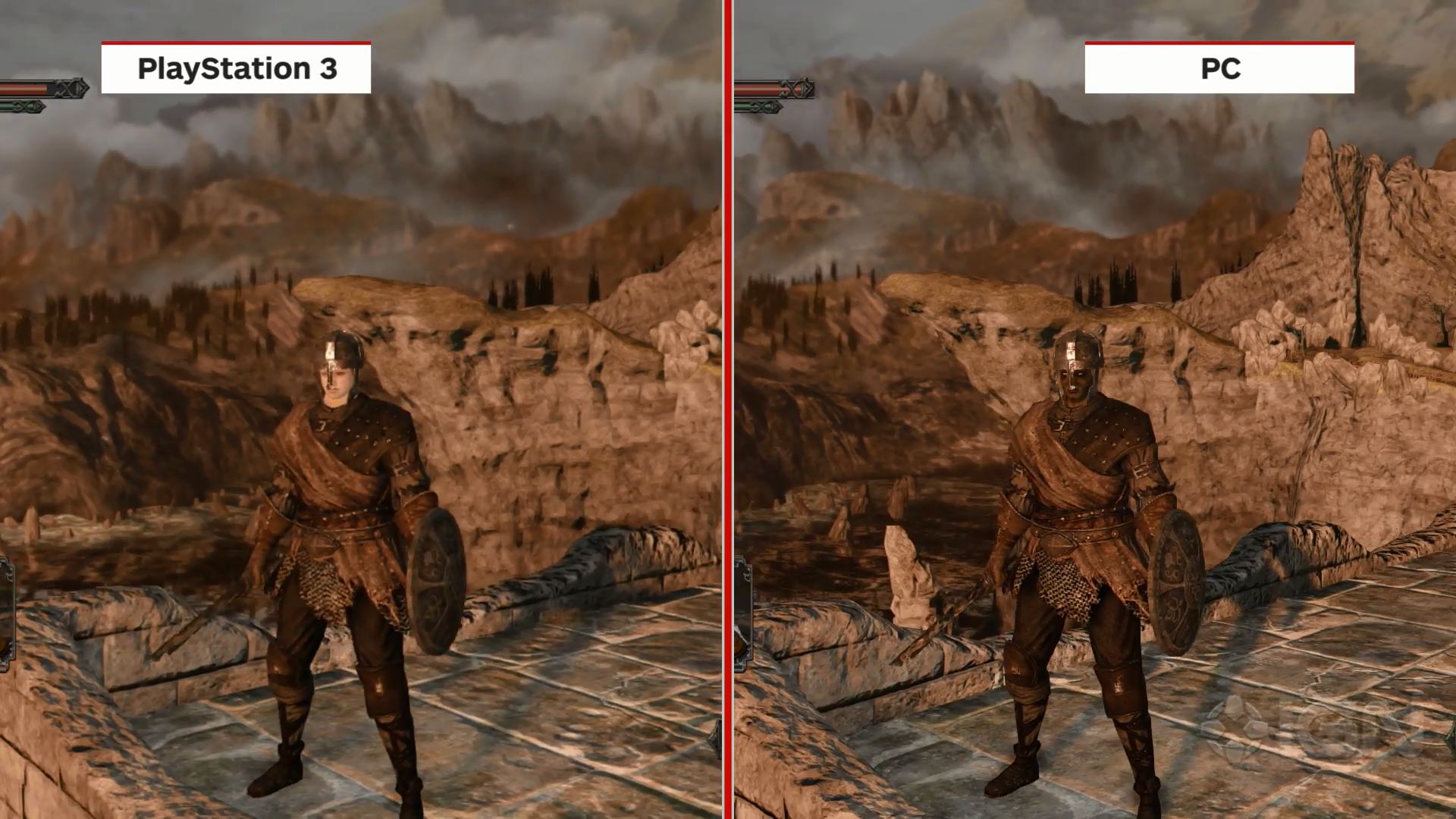 Dark Souls II - Graphics Comparison - PC Preview | Page 8 | NeoGAF