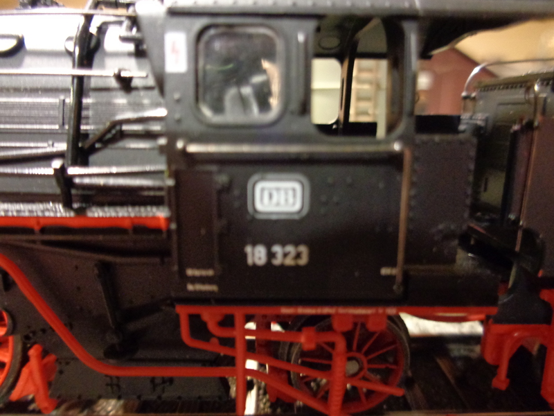 Meine neue BR 18 Dsc00513nzepe